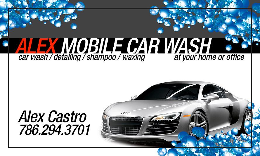 Alex Mobile Car Wash