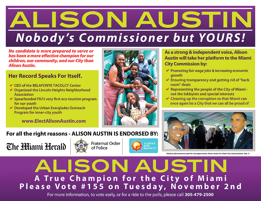 Alison Austin