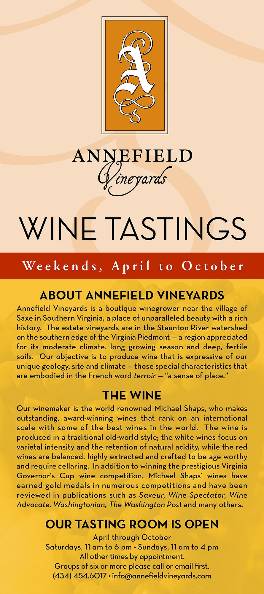 Wine Tasting Weekends