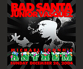 Bad Santa Junior Vasquez at Anthem - 1500x1500 graphic design