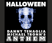 Michael Tronn's Anthem - tagged with skull