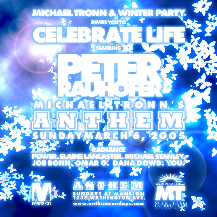Winter Party Sunday