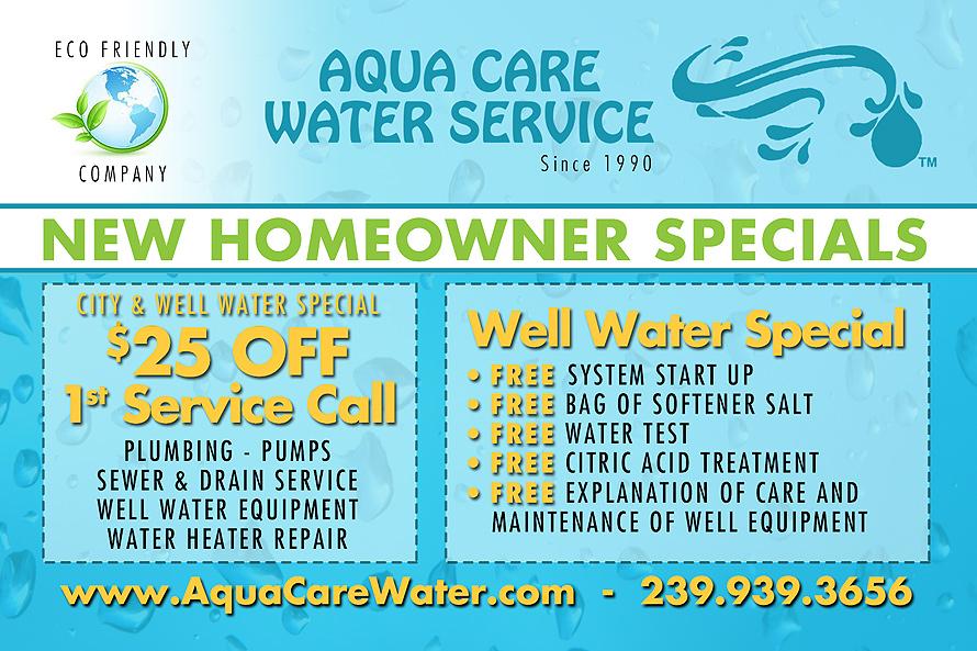 Aqua Care Water Service