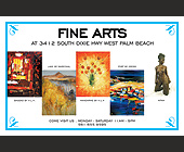 Fine Arts  - West Palm Beach Graphic Designs