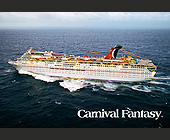Carnival Fantasy - Travel and Lodging Graphic Designs