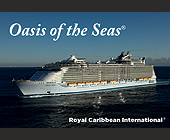 Oasis of the Seas Cruise Ship - Marine and Boating Graphic Designs