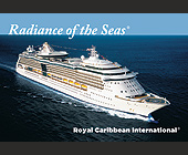 Radiance of the Seas Cruise Ship - Marine and Boating Graphic Designs