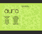 Aura Grand Opening Sale - West Hollywood Graphic Designs