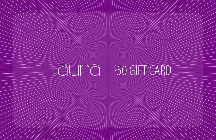Aura Dusa $50 Gift Card