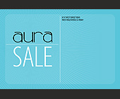 Aura 72 Hour Sale - West Hollywood Graphic Designs