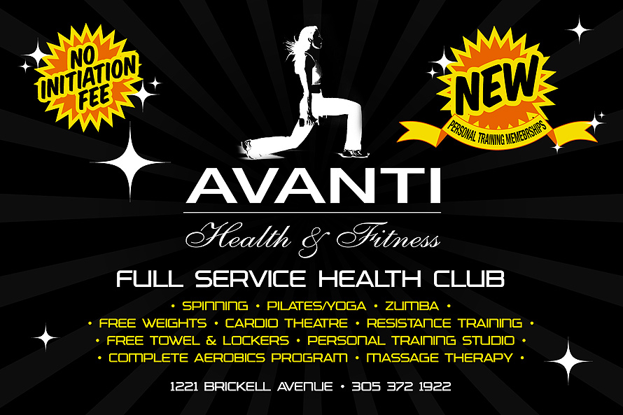 Avanti Full Service Health Club