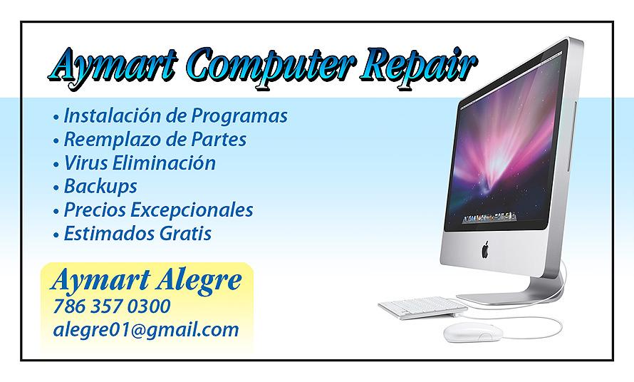 Aymart Computer Repair