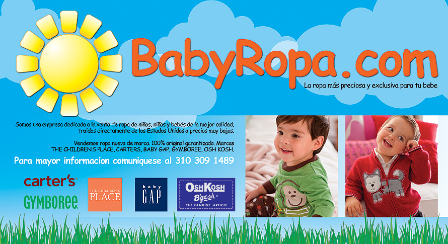 Baby Ropa Infant Clothing Website