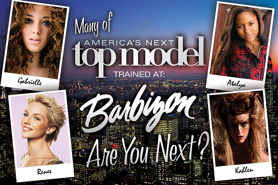 America's Next Top Model Barbizon