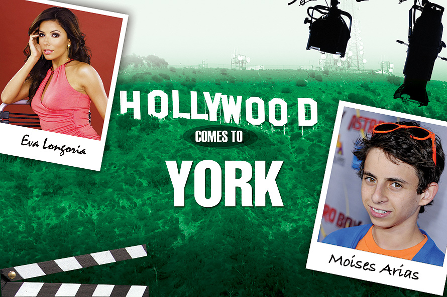 Hollywood Comes to York