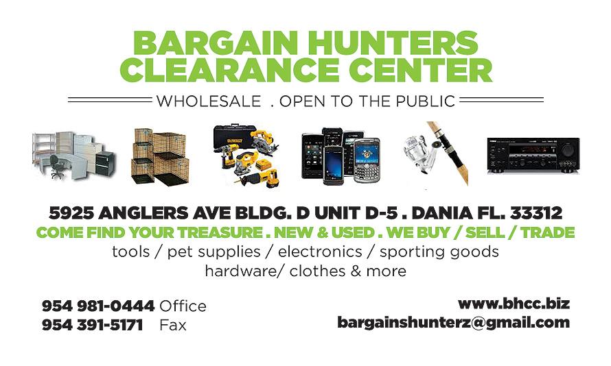 Bargain Hunters Clearance Center