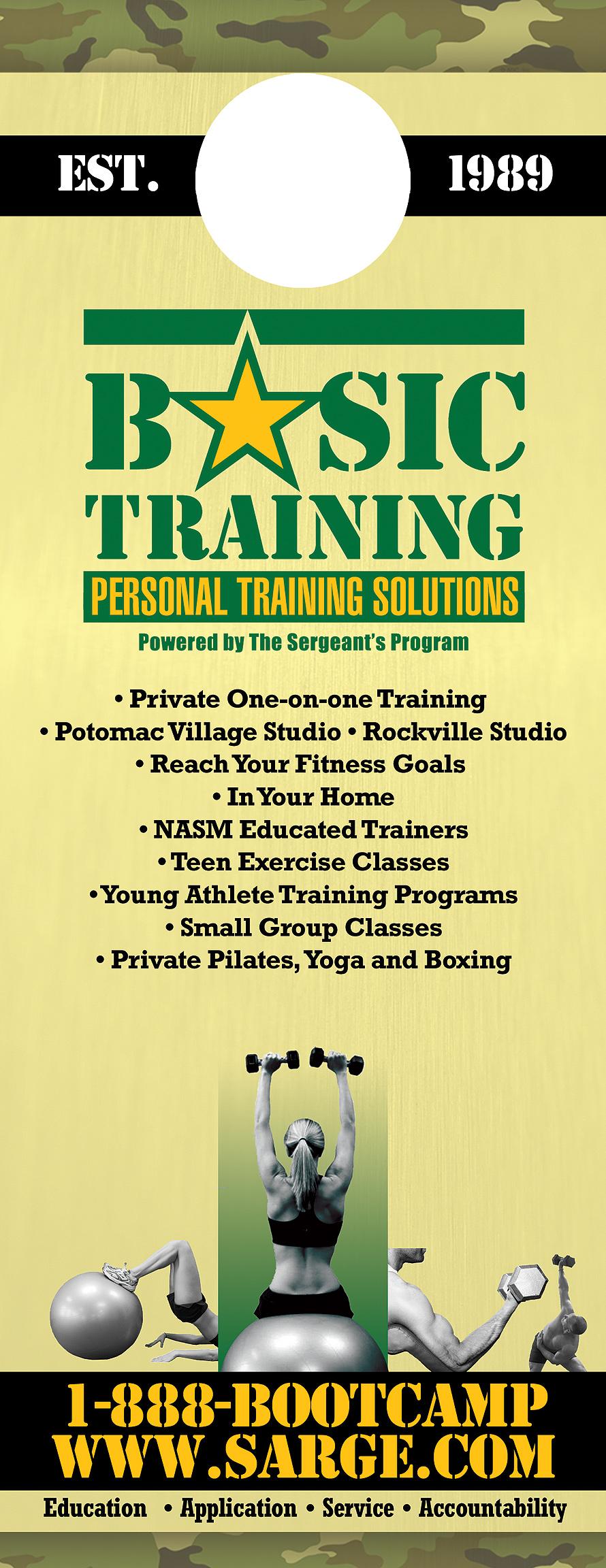 Basic Personal Training