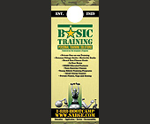 Basic Personal Training - 3300x1275 graphic design