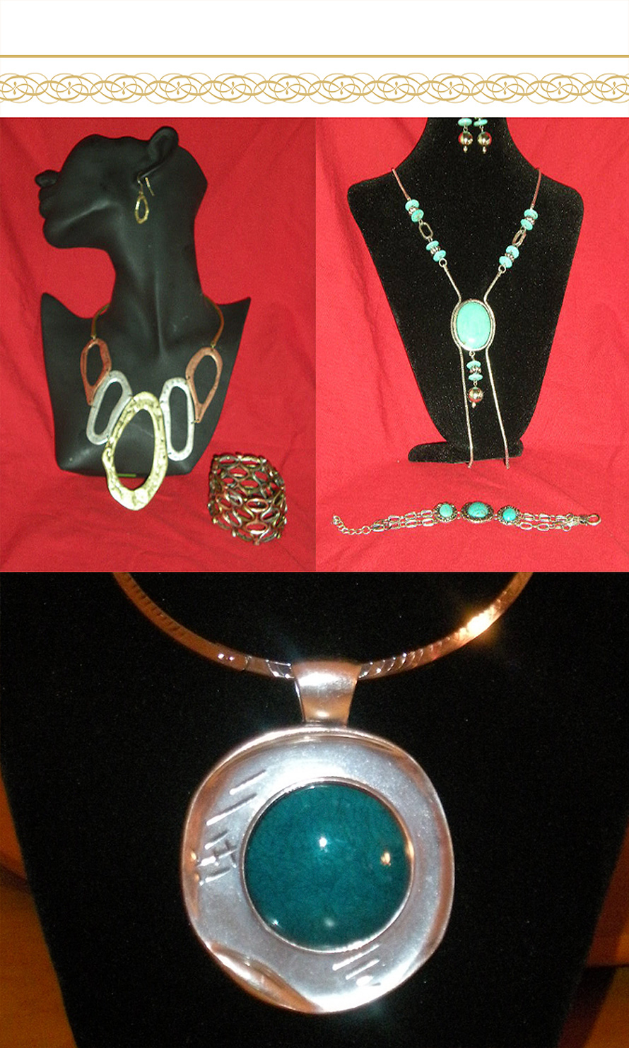 Exclusive Jewelry Pieces and Handbags