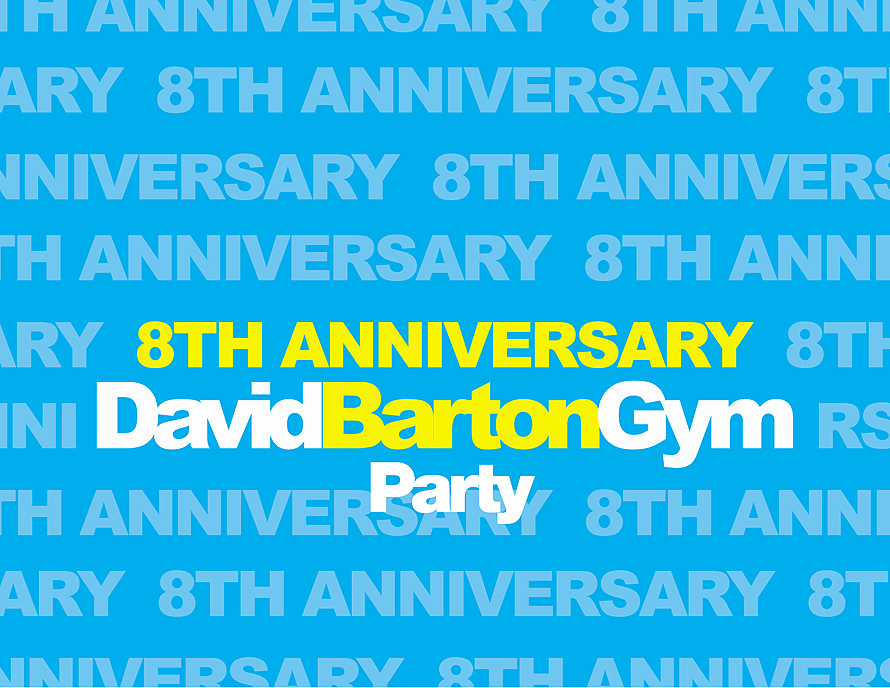 David Barton Gym Party