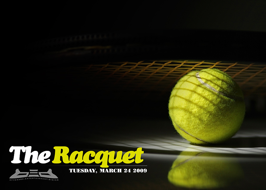 The Racquet Kickoff Event
