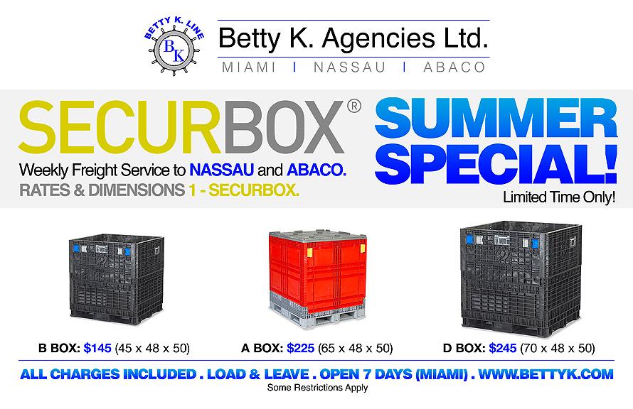 Betty K. Line Summer Special