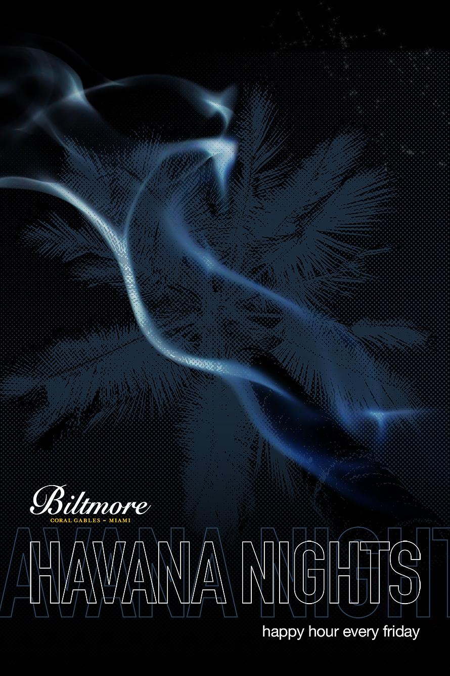 Havana Nights Happy Hour