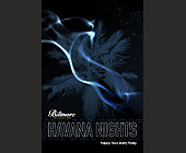 Havana Nights Happy Hour - 1800x1200 graphic design