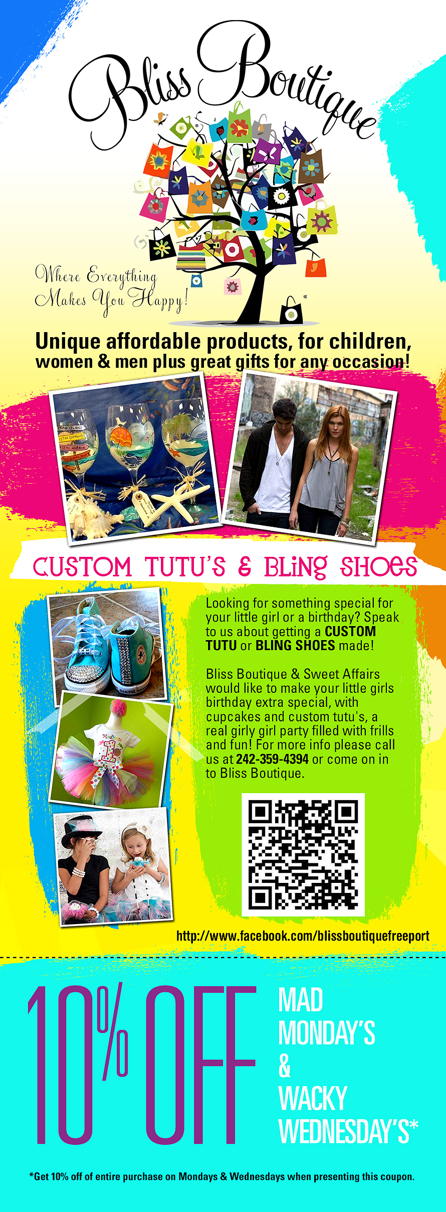 Bliss Boutique Gifts