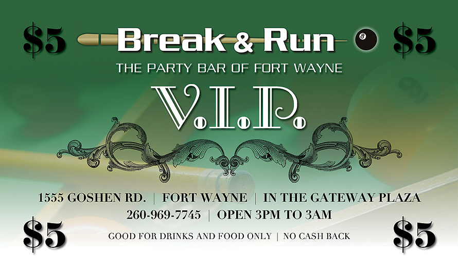 The Party Bar of Fort Wayne VIP