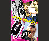 BritEl Fashions Grand Opening - Postcards
