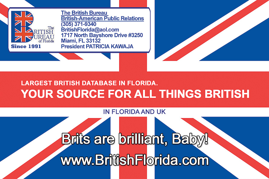 Your Source for All Things British!