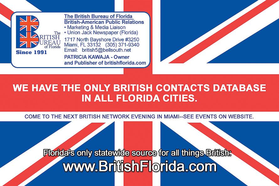 Florida British-American Public Relations