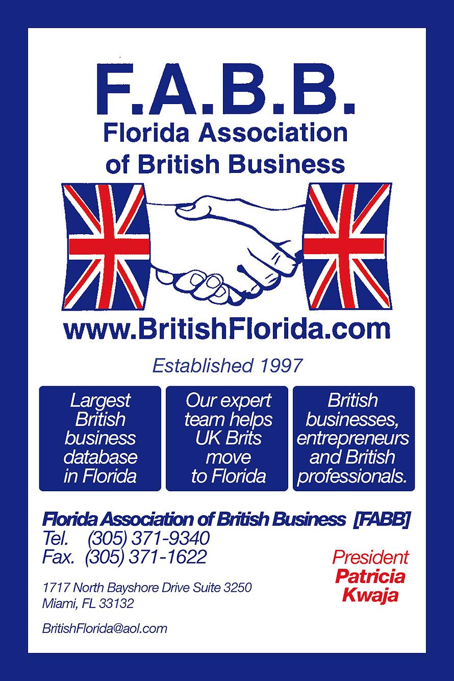 The British Bureau of Florida