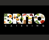 Brito Catering  - 2.25x3.75 graphic design