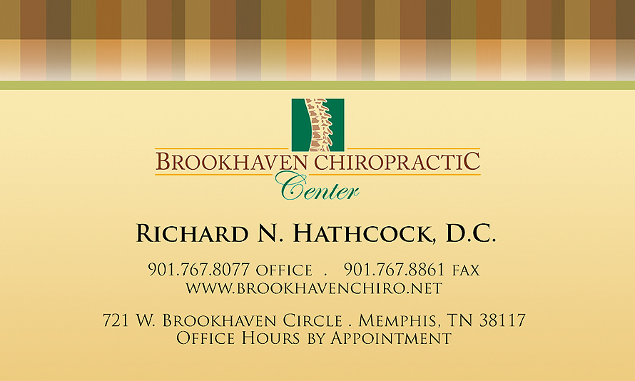 Brookhaven Chiropractic Appointment