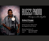 Buggs Photography - Business Cards Graphic Designs