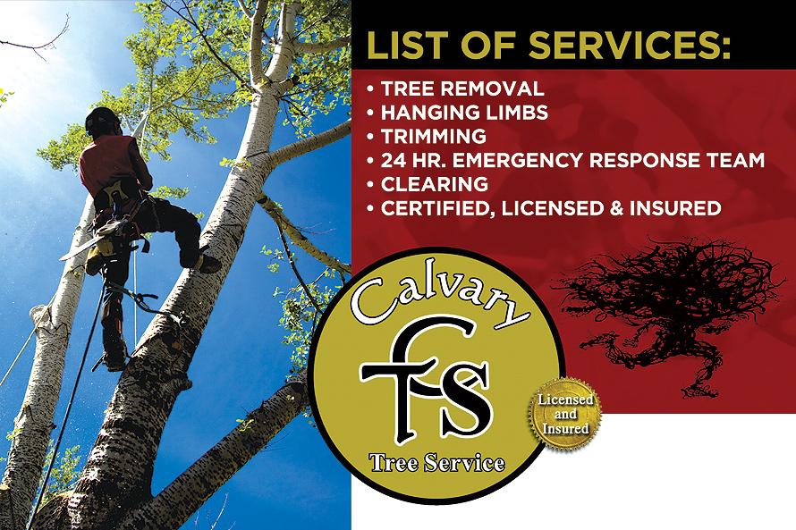 Calvary Tree Service