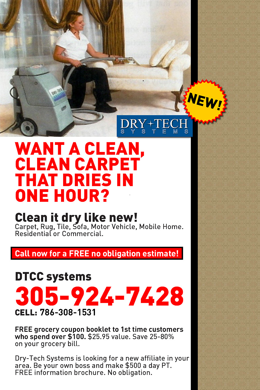 Dry Tech Systems