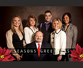 Real Estate Seasons Greetings - 1800x1200 graphic design