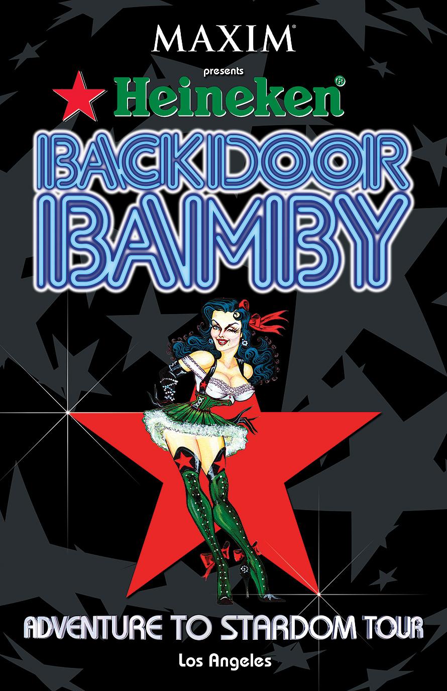 Back Door Bamby Ivar