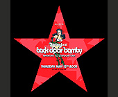 Back Door Bamby Discoteque  - Adult Entertainment Graphic Designs