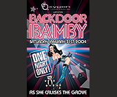 Backdoor Bamby at Oxygen Lounge and Sushi Bar - Bars Lounges