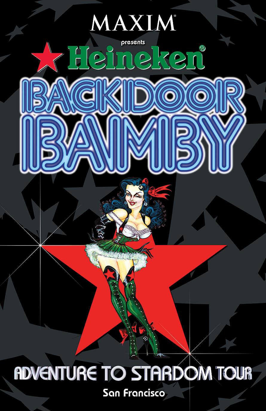 Backdoor Bamby Adventure To Stardom Tour