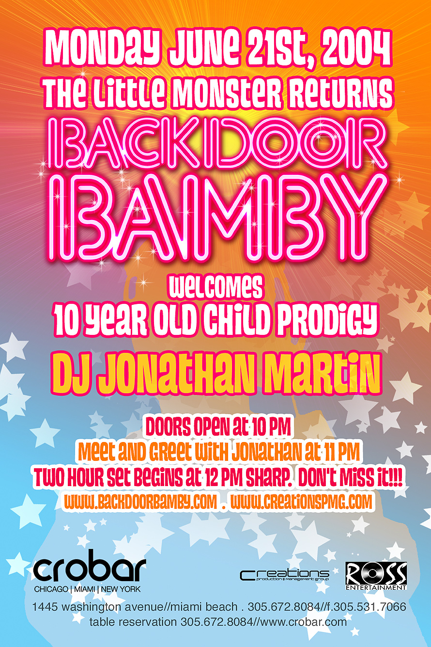 Backdoor Bamby