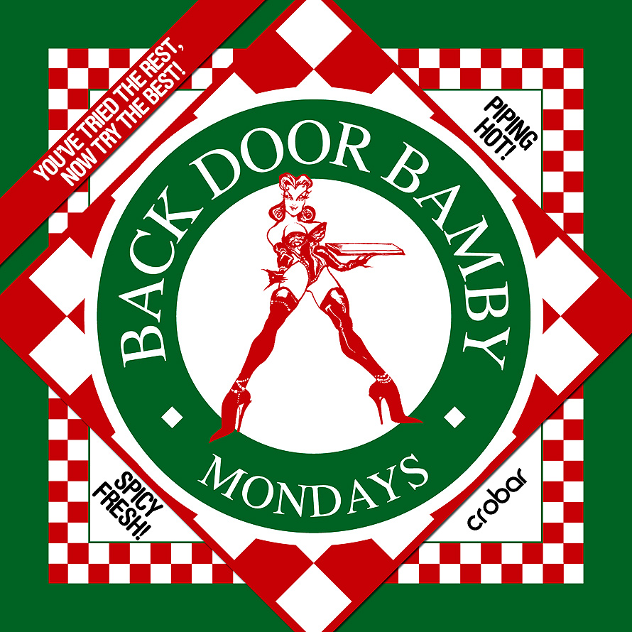 Backdoor Bamby Mondays