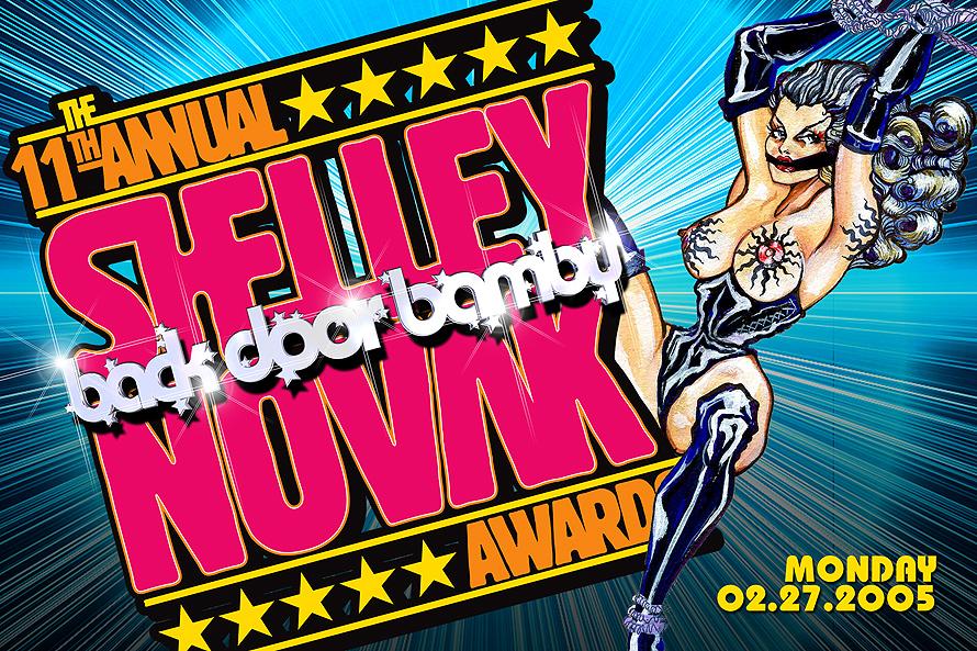 Shelley Novak Back Door Bamby