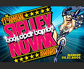 Shelley Novak Back Door Bamby  - Adult Entertainment Graphic Designs