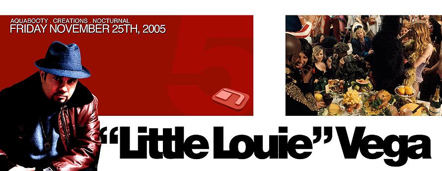 "AquaBooty Little ""Louie"" Vega"