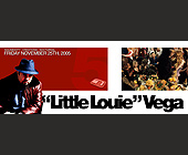 "AquaBooty Little ""Louie"" Vega - 4.25x11 graphic design"